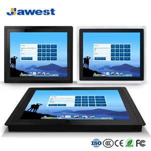 17inch vga open frame lcd monitor touch lcd monitor industrial tablet pc monitor