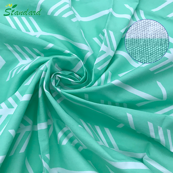 High Quality Super Soft Woven Plain 148gsm Printed 100% Cotton Poplin Fabric For Shirting