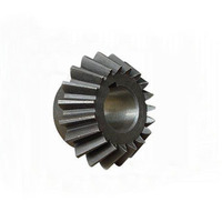High Precision Steel 45 Degree Straight Bevel Gear High Quality Custom Gold Supplier
