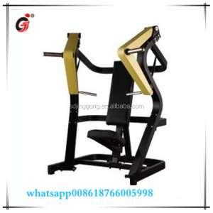 JG-1901 Chest press New fitness equipment gym used body strong fitness equipment China fitness equipment wholesale