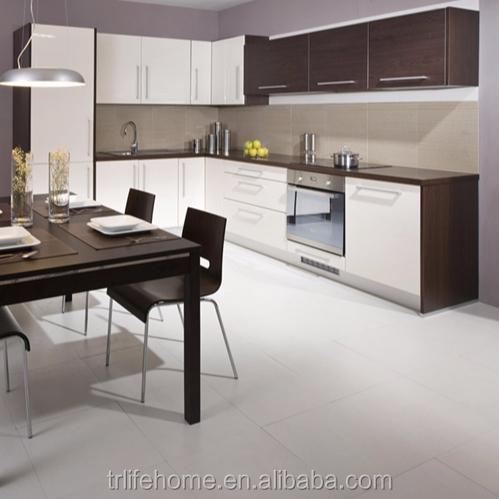 Simple Modern Apartment Kitchen Design