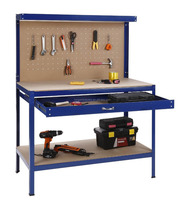 Competitive Price MDF board heavy duty industrial workbench