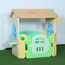 Newest selling children indoor attraction park equipment for outdoor wholesale kids playhouse