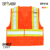 wholesale 100% Polyester Mesh Men's Safety Clothing Work-wear Fluorescent High Visibility Breathable Breakaway Vest