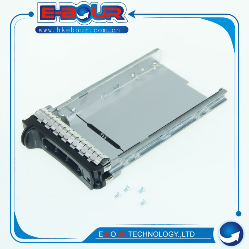 F9541 D981C 3.5'' SAS SATA Server HDD Caddy Bracket Tray for Dell PowerEdge 1900 2900 2950