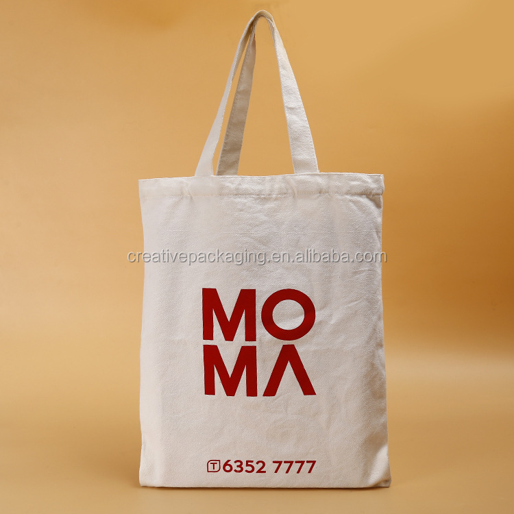 Custom printed bangkok cotton bag with logo