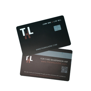 Customized Design Free Sample Loyalty card/Member ID card/die cut business cards
