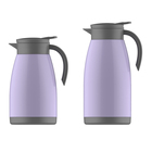 Double-wall stainless steel thermal coffee pot tea pot vacuum flask
