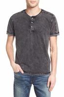 Vintage style cotton jersey t shirt