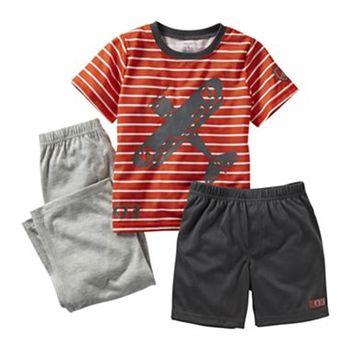 8725f3af6fdf OEM Low Cost Good Quality Children Summer Pajamas Boys Airplane Pajamas