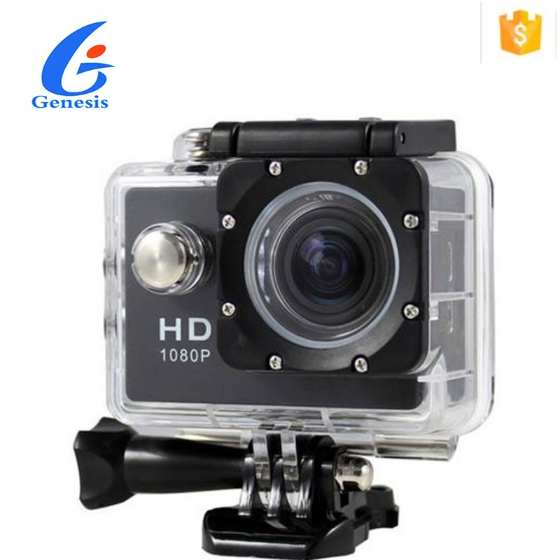 Outdoor portable mini 1080p video camera recorder