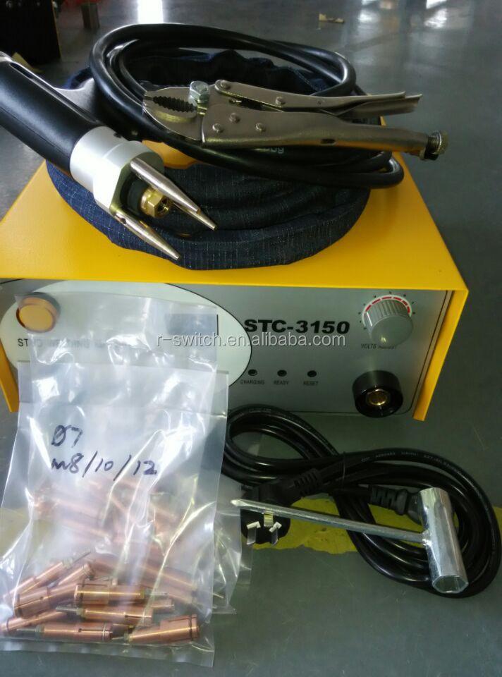 portable stud welding machine