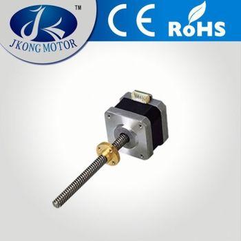 High torque nema 17 hybrid stepper motor with lead screw for Nema 17 stepper motor torque