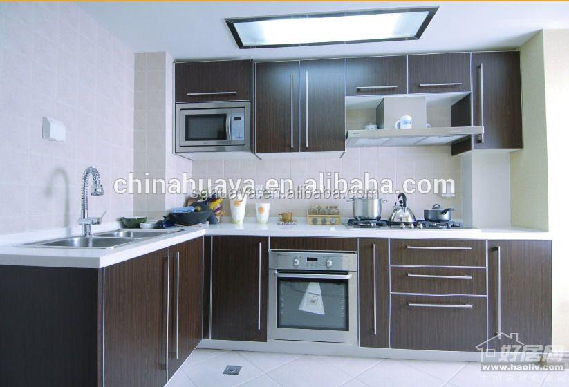 Aluminium Modern Kitchen Cabinet Kitchen Cabinet Design Kitchen