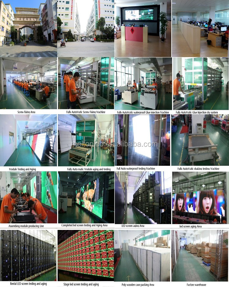 P10 LED Module Advertising Screen Price Outdoor LED Display