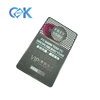 competitive price anodized aluminum business card blank