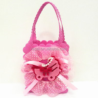 Fillable Pouches Baby Girl bag For Baby Shower Party decorations Favors