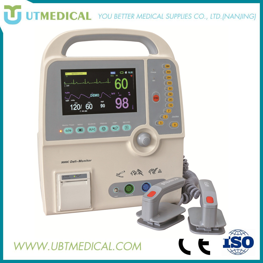 UT-8000C Medical Portable AED Automated External Defibrillator