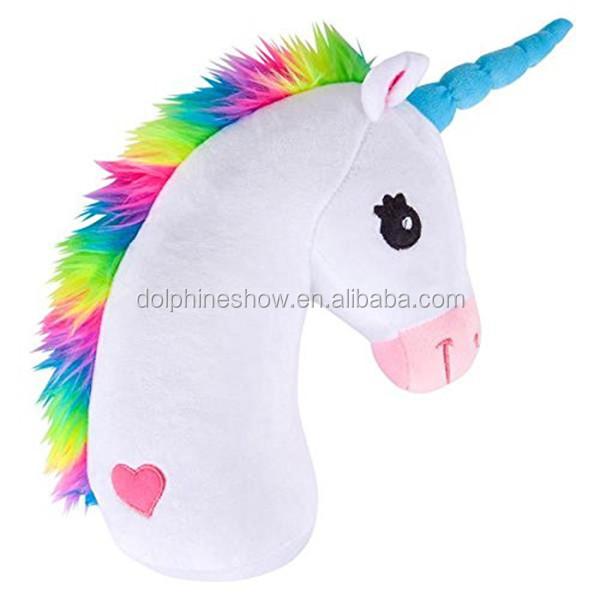 04e4b41c2b8 Cartoon Purple Plush Pig Toy With Horn Wholesale Cheap Stuffed Animal Soft  Unicorn Pillow Plush - Buy Unicorn Plush