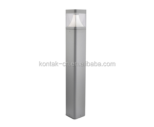 2017 top selling ali baba online sale outdoor aluminum led bollard light with pole