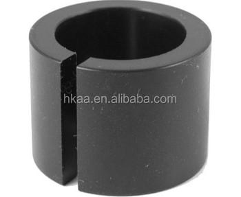 Custom Fabrication Service Black Polyurethane Nylon