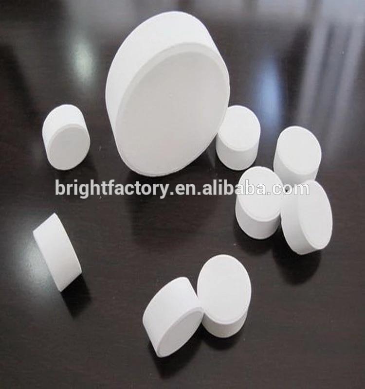 คุณภาพสูงและต่ำราคา Trichloroisocyanuric acid 90, tcca 90%
