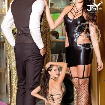 Горячие девушки в эротическом белье — 3