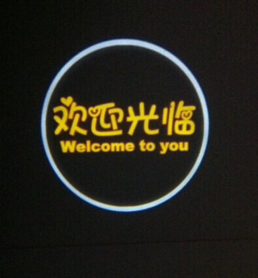 OEM Manufacturer factory cheap price custom LOGO high quality LED Spotlight Hotel Decoration