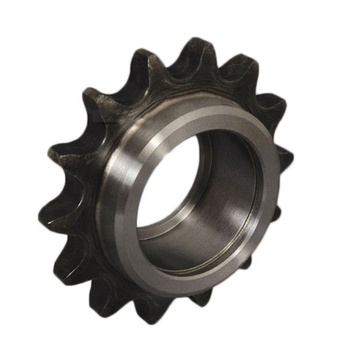 China supplier gear supplier stainless steel ball bearing roller chain idler sprocket