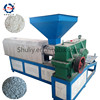 China made good quality plastic pelleting extruder machine for pp pe pelleting line