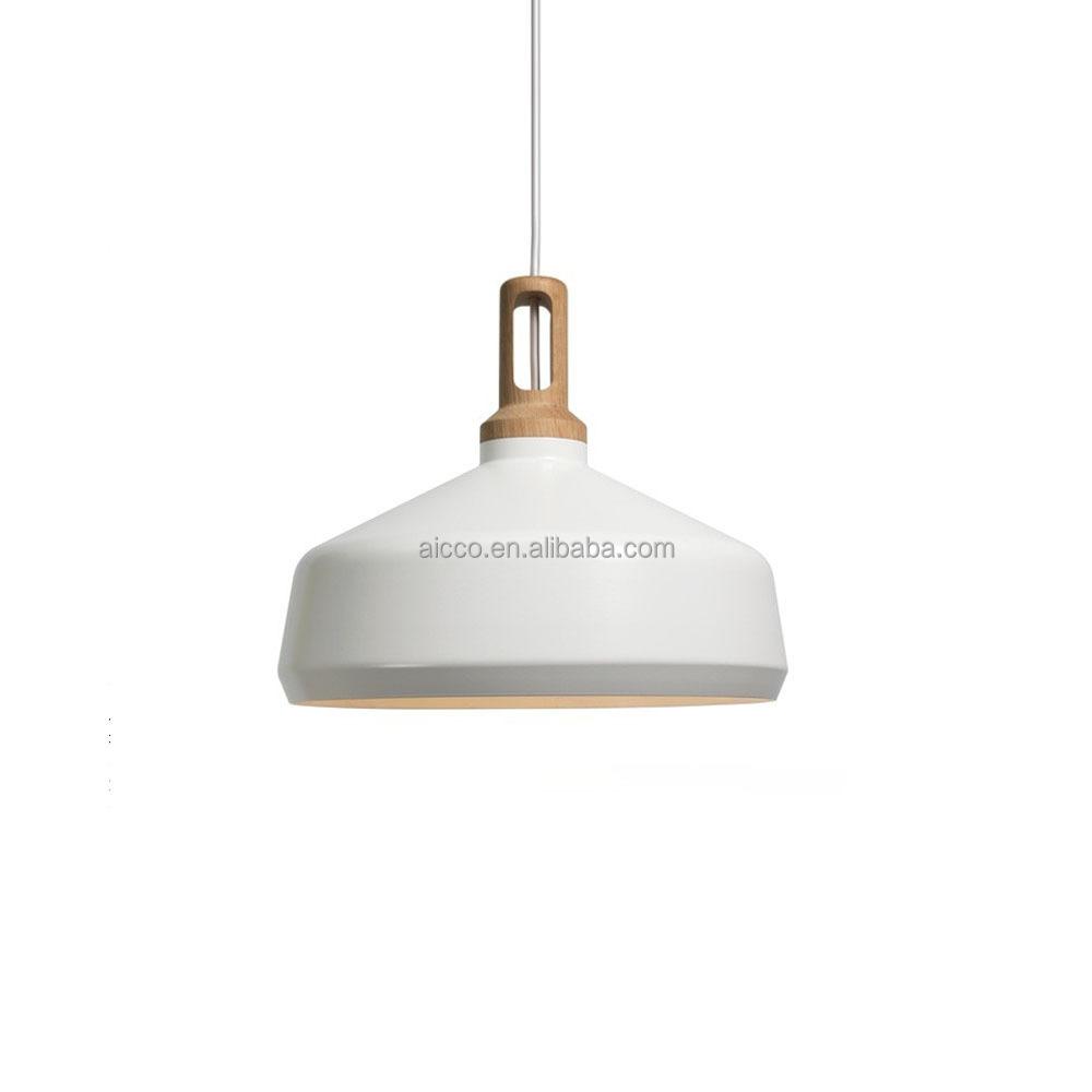 Metal Pendant Lighting Modern Pendant Light With Wooden Pendant Lighting Aluminium Metal