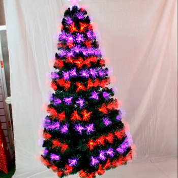 xibao brand christmas tree christmas ornaments fiber opticchristmas decorations