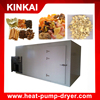 Professional food dehydrator Suitable for 300 to 2500kg/batch
