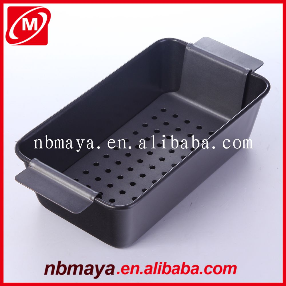 Non-Stick Metal Bread Loaf Baking Tin