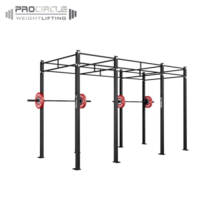Power Rack Cage Gym Equipment Horizontal Squat Power Rack