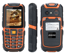 china manufacturer hot sell 2.4 inch rugged waterproof ip67 feature mobile phone