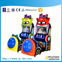 2017 china supplier coins operated play car free online games car racing game machine for sale