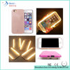 2015 Factory price LED Illuminated Selfie Custom Led Light Up Case Cell Phone Case For Iphone 6