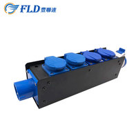 IP44 Outdoor Removable portable power distribution box