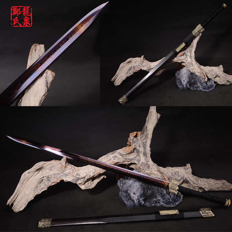 Aliexpress.com : Buy Real Chinese Great Sword Imiated ...