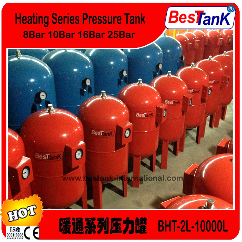 how to add air to a water pressure tank