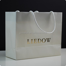 cheap Custom Printed Paper Bags