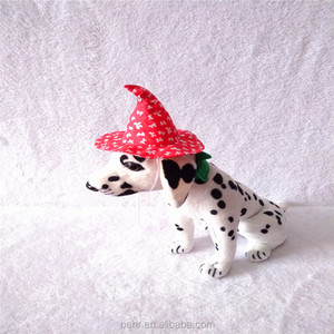 Wholesale Dog Halloween Party Supplies Cat Pet Witch Hat