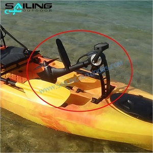 Sailing Outdoor Propel Foot Fishing Kayak Pedal Drive System Power For Canoe Boat With Pedall Propeller(Only Pedal, Not Kayak)
