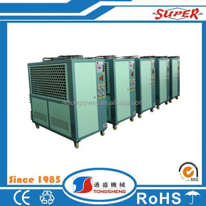 Heating and cooling system micro chiller for the Swimming Pool Cooling