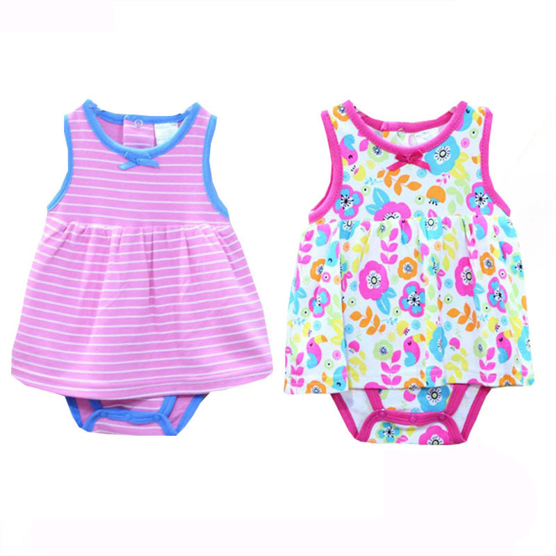 5ae687c95ce0 Buy Baby Girl Rompers Clothes 3-9 Months Newborn Baby Girls Clothing ...