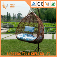 Factory Manufacturer Direct rattan swing hanging chair