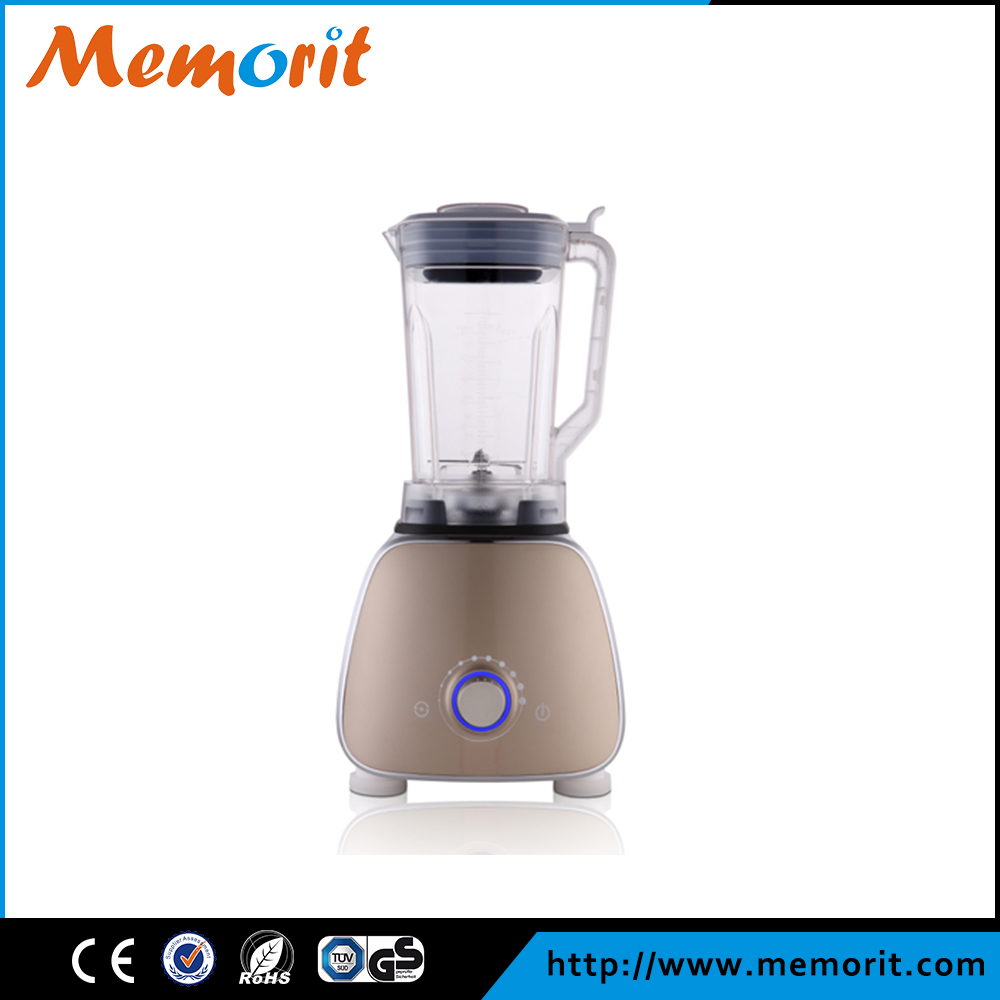 Food Processor with Pulse Function 1800W 2L commercial blender