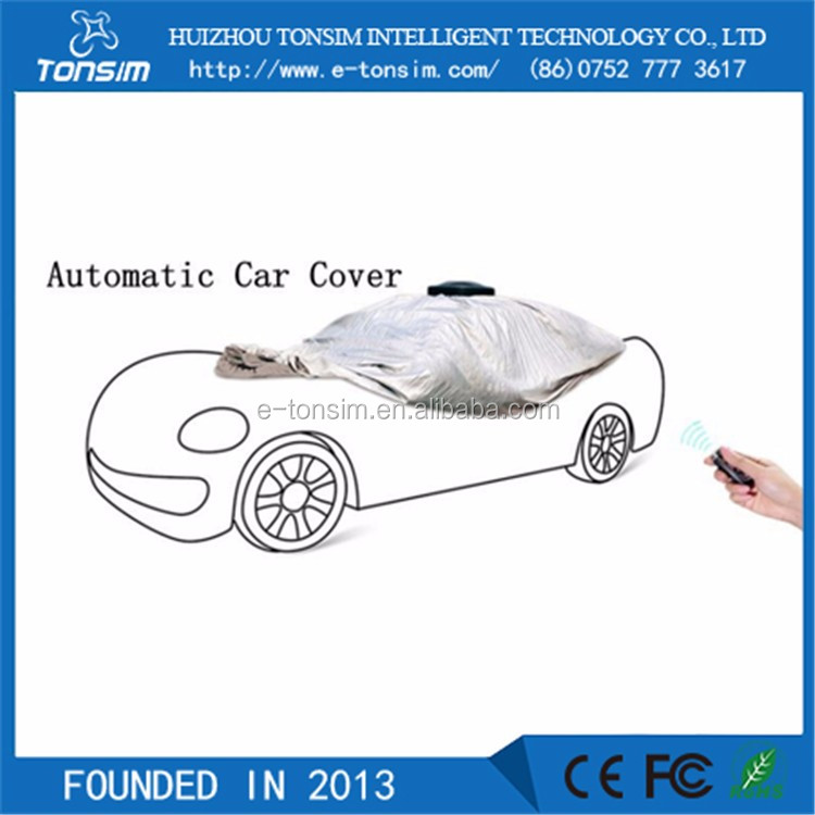 Niet-geweven stof All weather proof universal fit uv waterbestendig auto cover