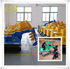Hot Sale Amusement equipment electric toy excavator for kids Play Outdoor